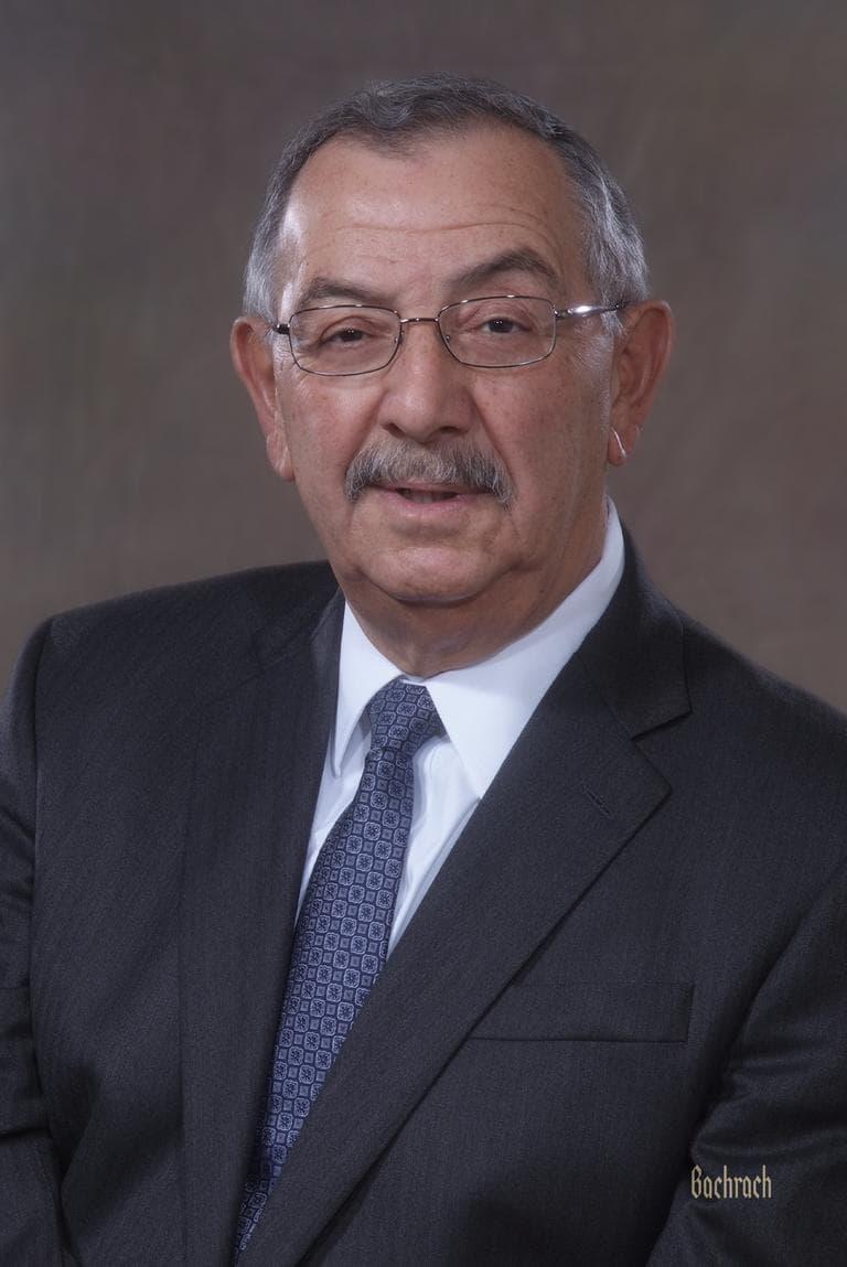 Massachusetts Medical Society President Richard Aghababian (Courtesy of MMS)