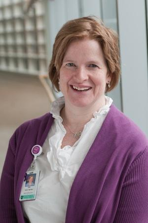 Dr. Erin Tracy (Courtesy of MGH)