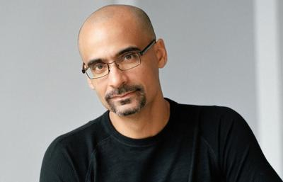 Author Junot Diaz. (Photo by Nina Subin, courtesy of Riverhead Books)