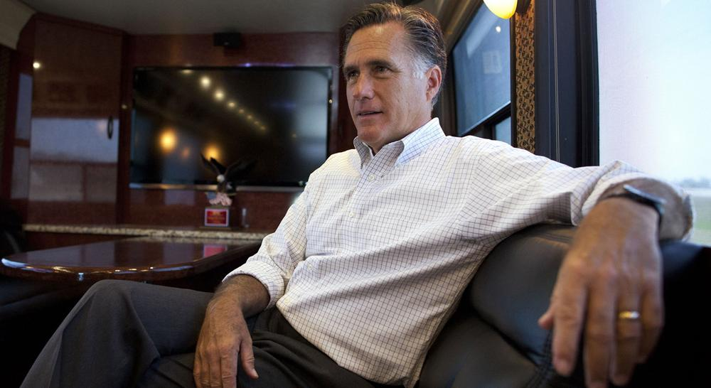 Eileen McNamara wonders why anyone is shocked by Mitt Romney's latest private comments when he has been saying the same thing in public all along. (AP File Photo)