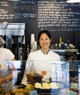 Joanne Chang: Let's not forget that I bake cookies for a living. (Keller+Keller)