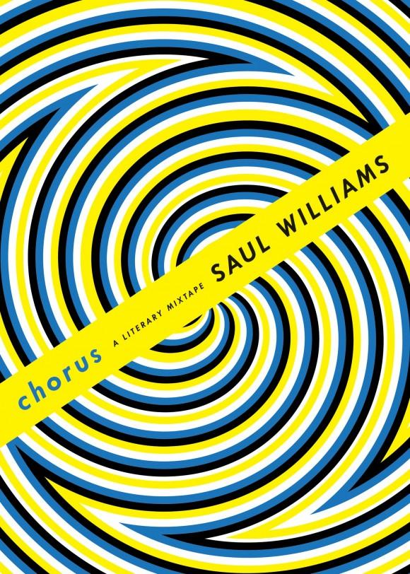 "Saul Williams' latest book, ""Chorus: A Literary Mixtape"" (Courtesy)"