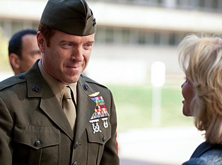 """Damian Lewis on Homeland from """"Marine One"""" (Tv.com)"""
