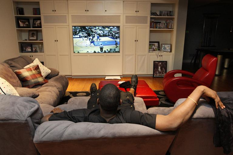 Advertisers now have the ability to target their TV ads to specific households, based on customer data. (AP/Ann Heisenfelt)