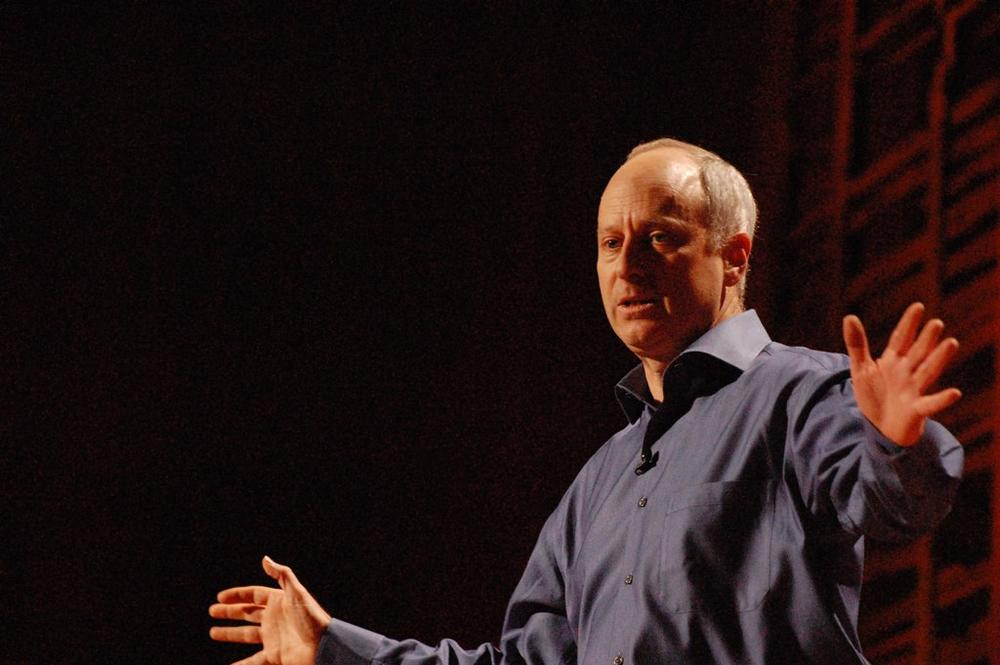 Michael Sandel (redmaxwell/Flickr)