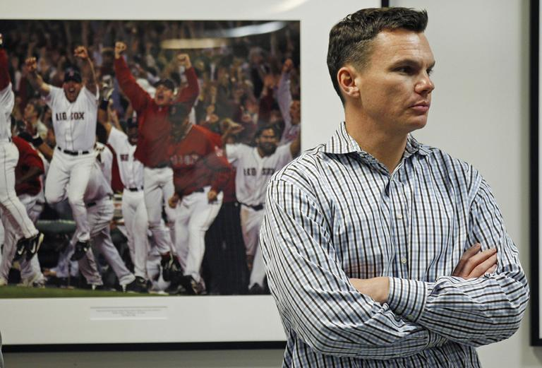 Boston Red Sox general manager Ben Cherington. (AP File Photo)