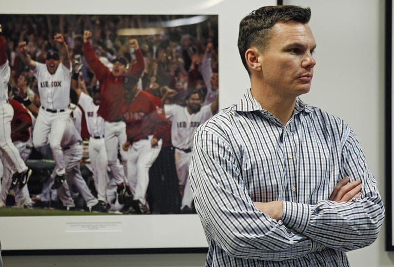 Boston Red Sox general manager Ben Cherington. (AP File Photo)