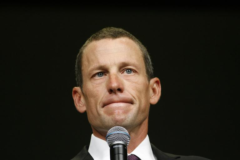 Lance Armstrong (AP File Photo)