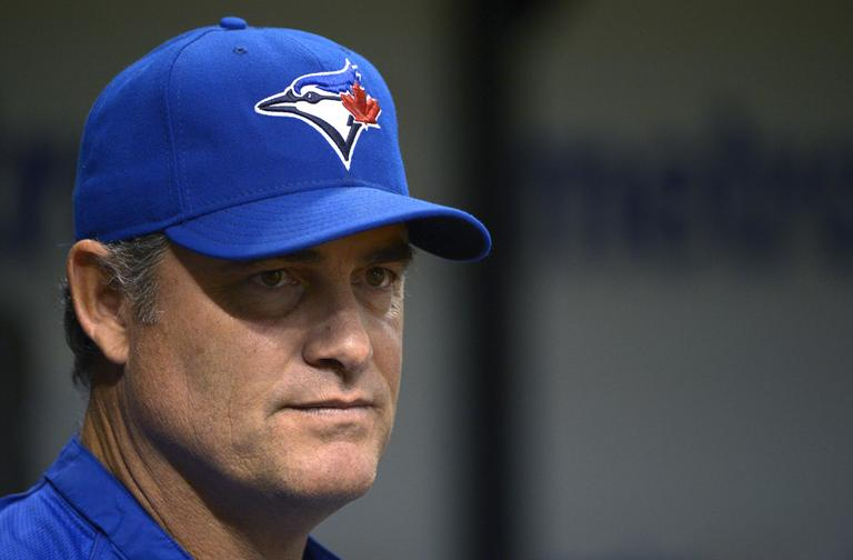 Toronto Blue Jays manager John Farrell has been hired as the new Red Sox manager. (Phelan M. Ebenhack/AP)