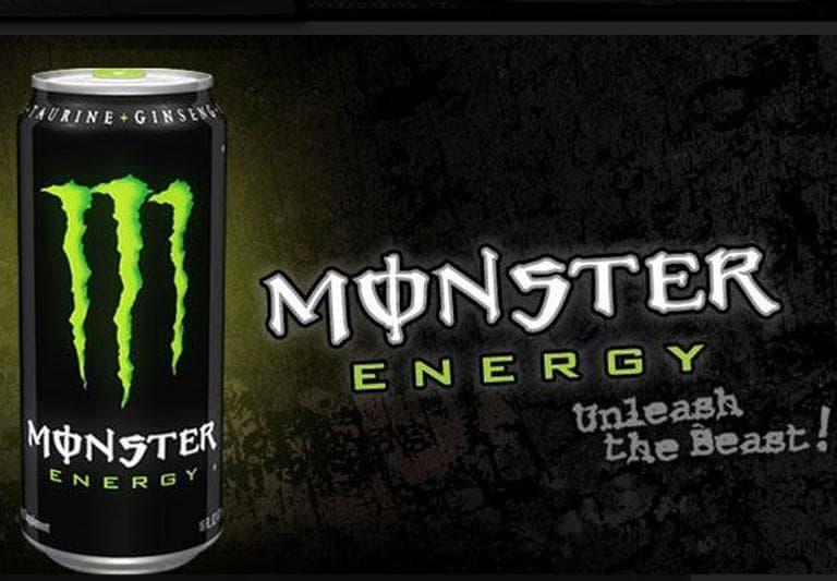 Monster Energy Drinks. (monsterenergy.com)