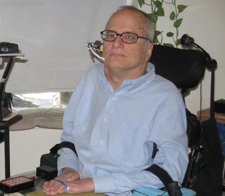 John Kelly (Lynn Jolicoeur/WBUR)