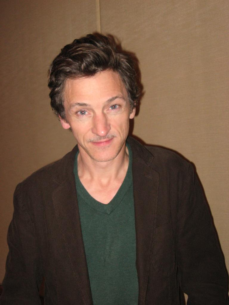 Actor John Hawkes stars in 'The Sessions.' (Emiko Tamagawa/Here & Now)