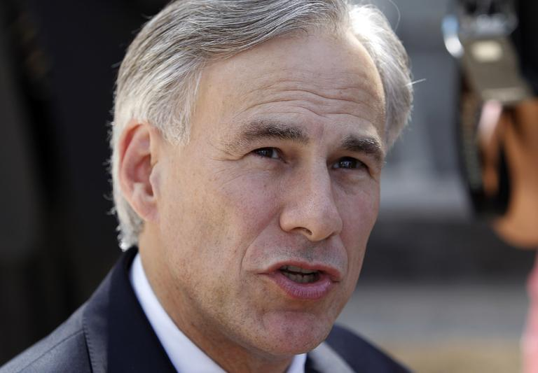 Texas Attorney General Greg Abbott (Eric Gay/AP)
