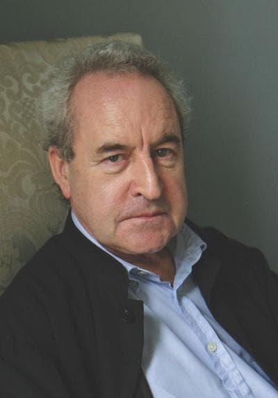Author John Banville. (Photo by Douglas Banville)