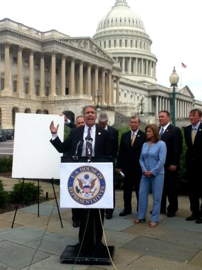 GOP Rep. Joe Walsh (Talk Radio News Service/flickr)
