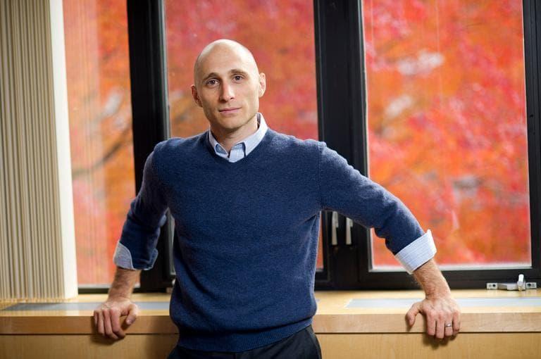 Northeastern University's Leo Beletsky (Courtesy of Northeastern)