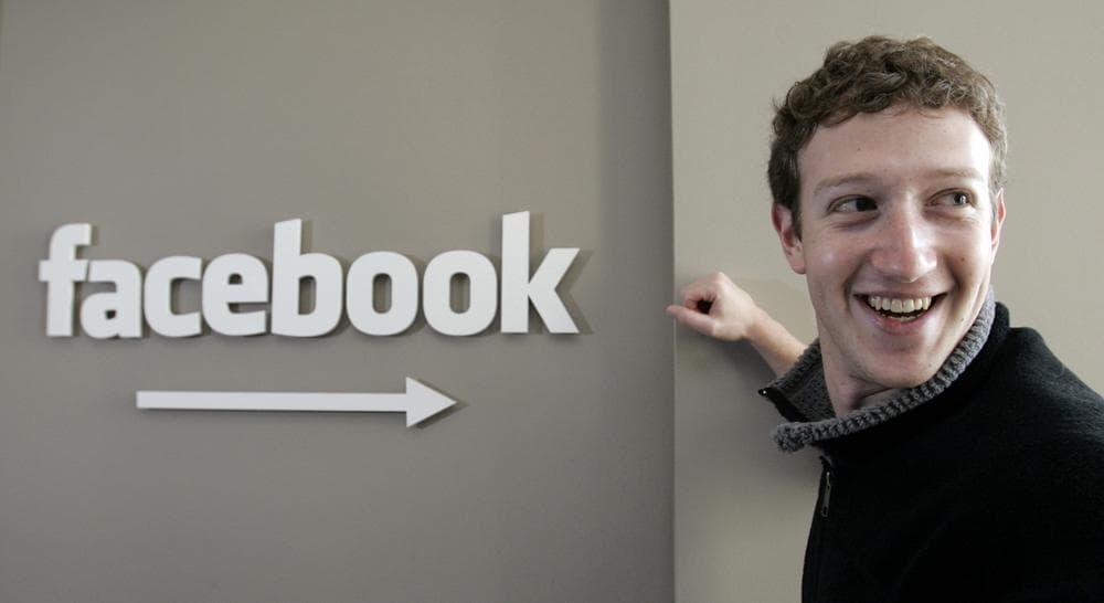 Facebook CEO Mark Zuckerberg (Paul Sakuma/AP)