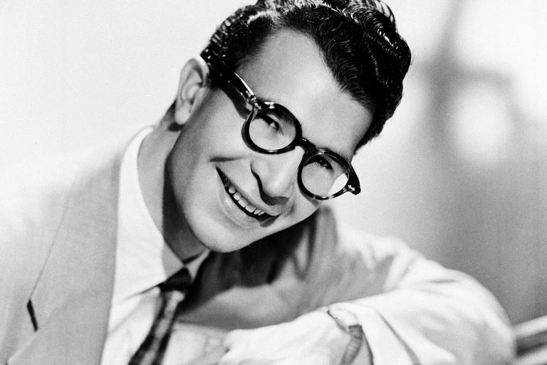 This 1956 file photo shows American composer, pianist and jazz musician Dave Brubeck. Brubeck, a pioneering jazz composer and pianist died Wednesday, Dec. 5, 2012 of heart failure, after being stricken while on his way to a cardiology appointment with his son. He would have turned 92 on Thursday. (AP)