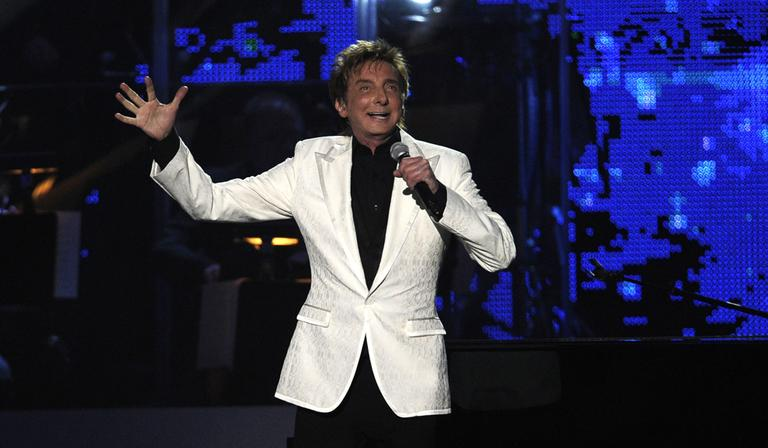 Barry Manilow performed or co-wrote a number of commercial jingles early in his career, most notably for State Farm, Bandaid, and Stridex. (AP)