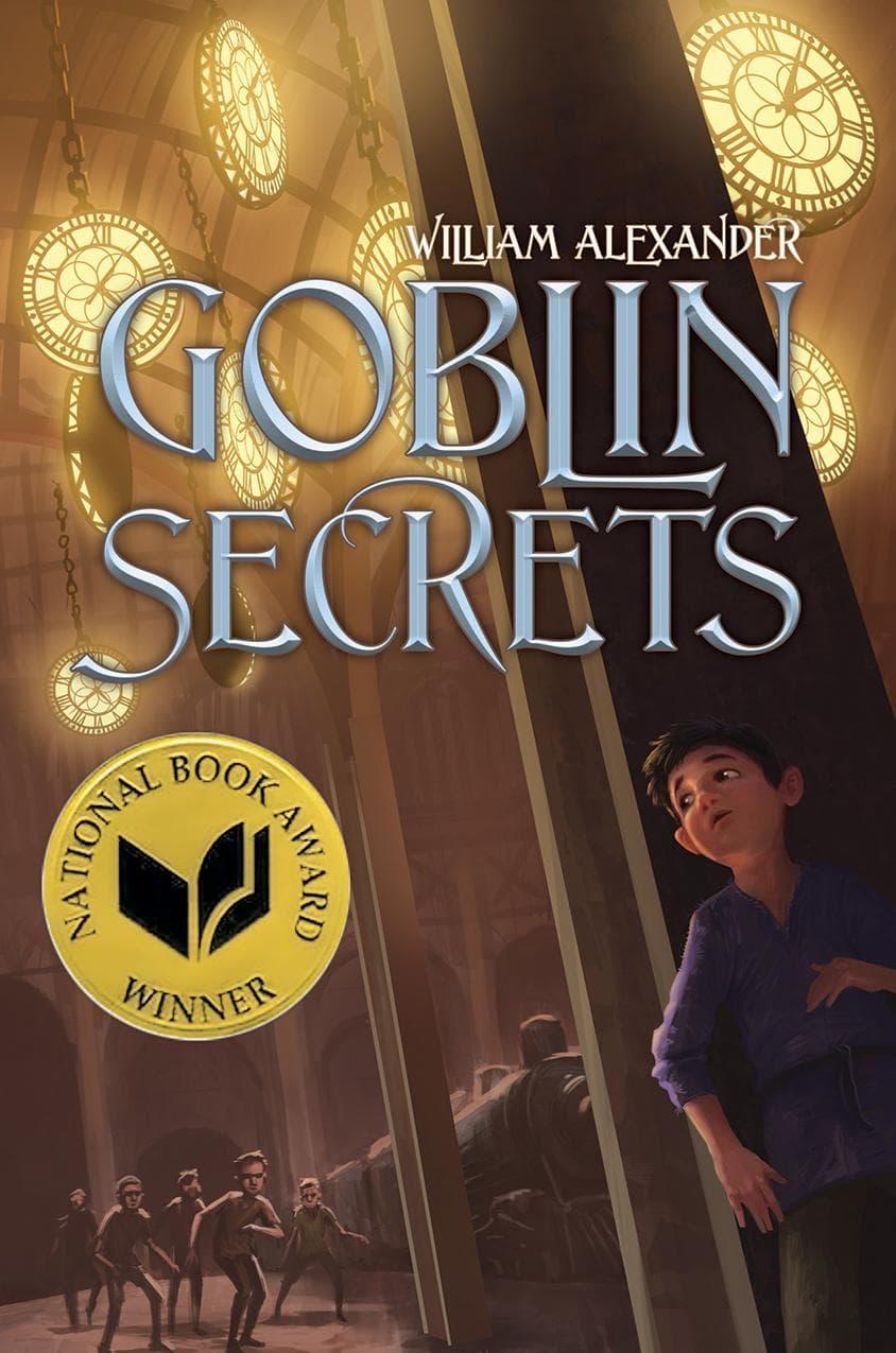 """Goblin Secrets"" book cover"