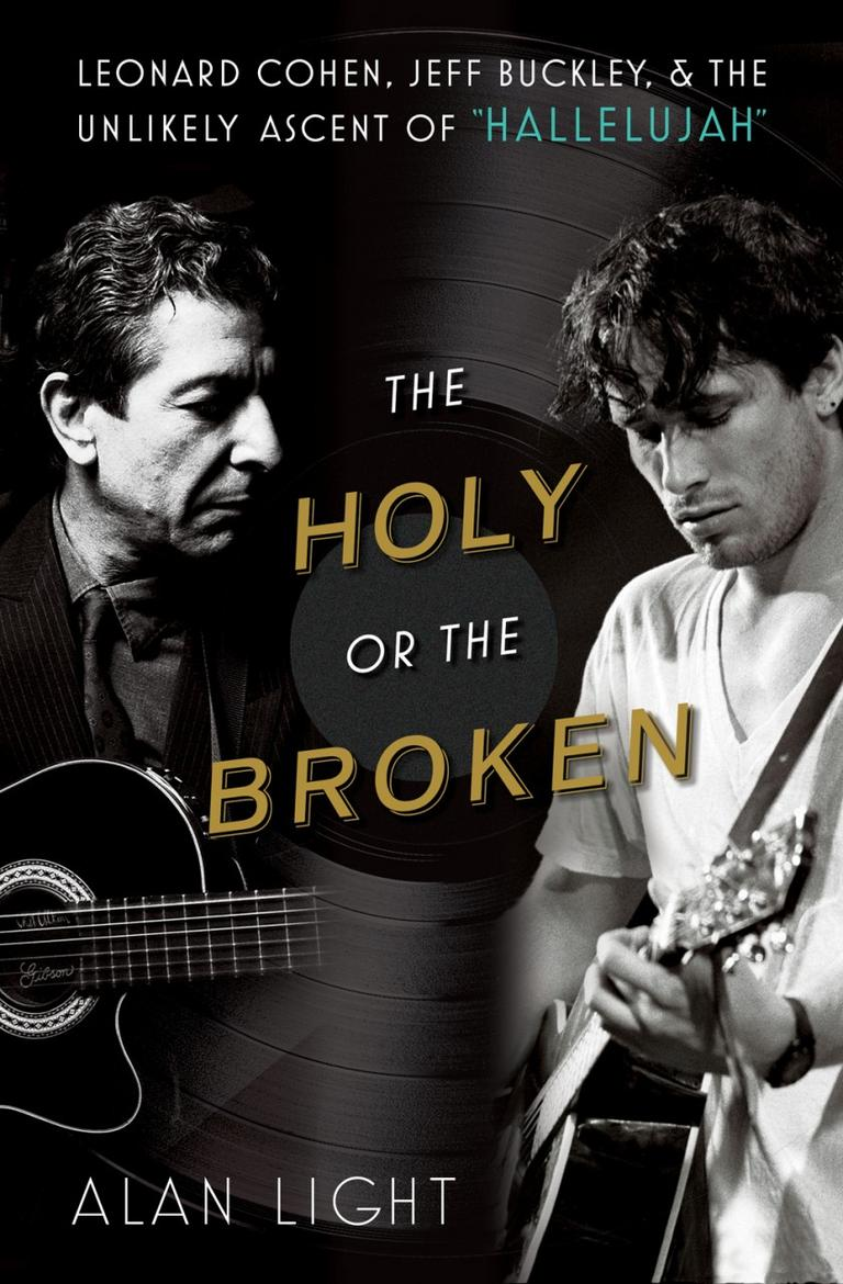 The Holy or the Broken book cover