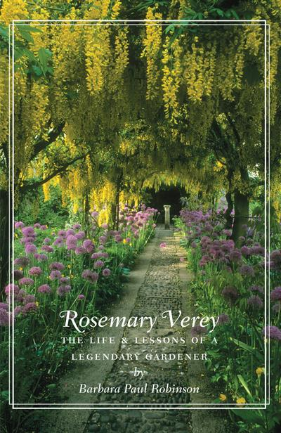 Rosemary Verey bookcover
