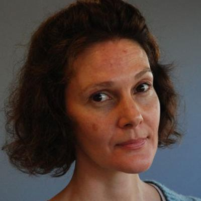 Leah Hager Cohen (Robin Lubbock/WBUR)