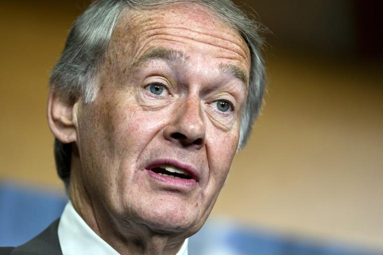 Rep. Ed Markey is the only candidate to formally announce his intention to run for Sen. John Kerry's seat, should Kerry be confirmed as secretary of state. (J. Scott Applewhite/AP)