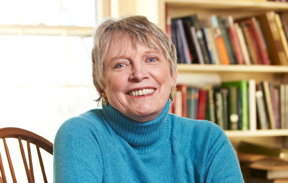 Author Lois Lowry. (Matt Mckee/Houghton Mifflin Harcourt)
