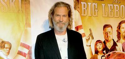"Actor Jeff Bridges at a cast reunion celebrating ""The Big Lebowski"" Limited Edition Blu-ray release (AP)"
