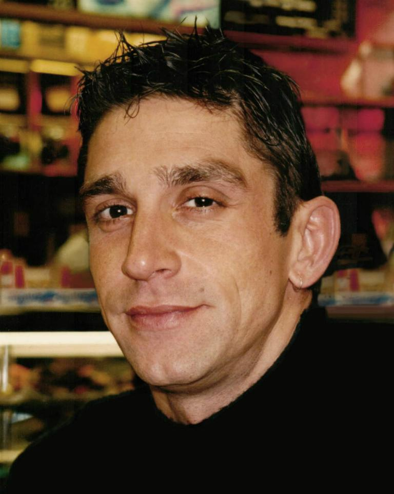 This undated handout photo provided by the University of Pittsburgh Press shows Richard Blanco. Blanco, 44, the son of Cuban exiles, is the 2013 inaugural poet, joining the ranks of Maya Angelou and Robert Frost. (Nikki Moustaki, University of Pittsburgh Press/AP)