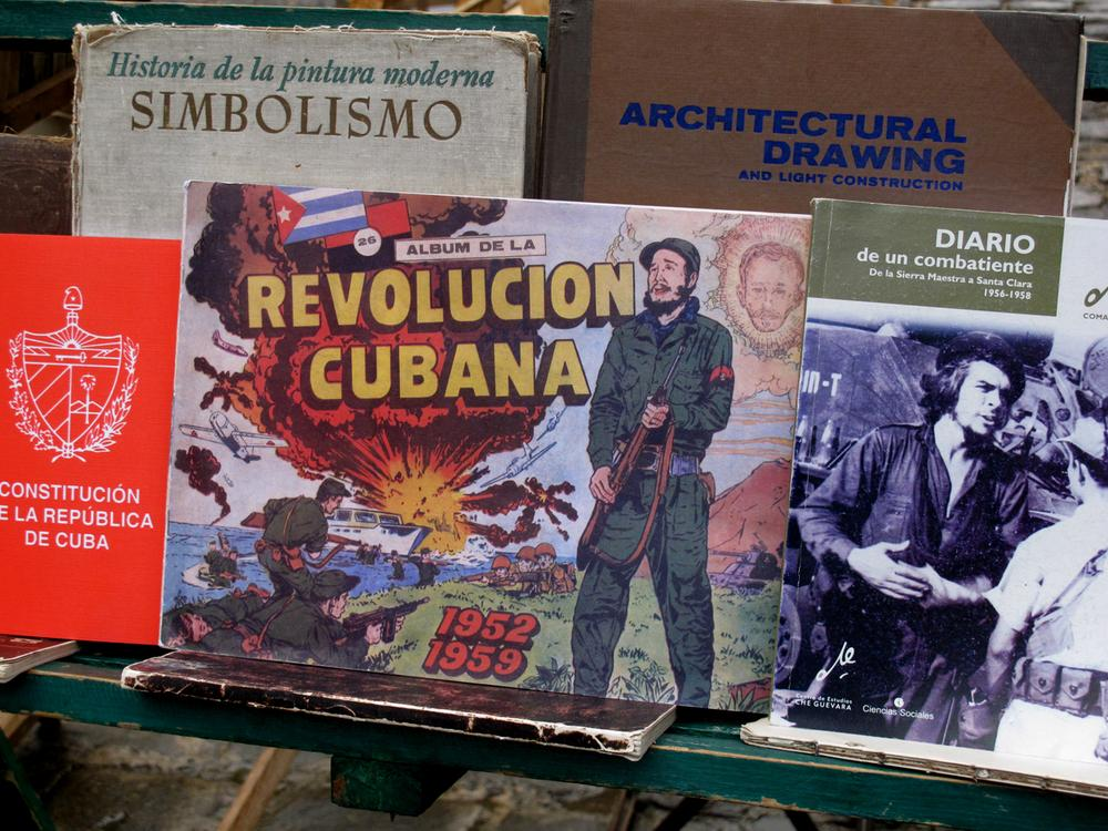 Fidel Castro's Revolution is very much a part of the ether in Cuba.