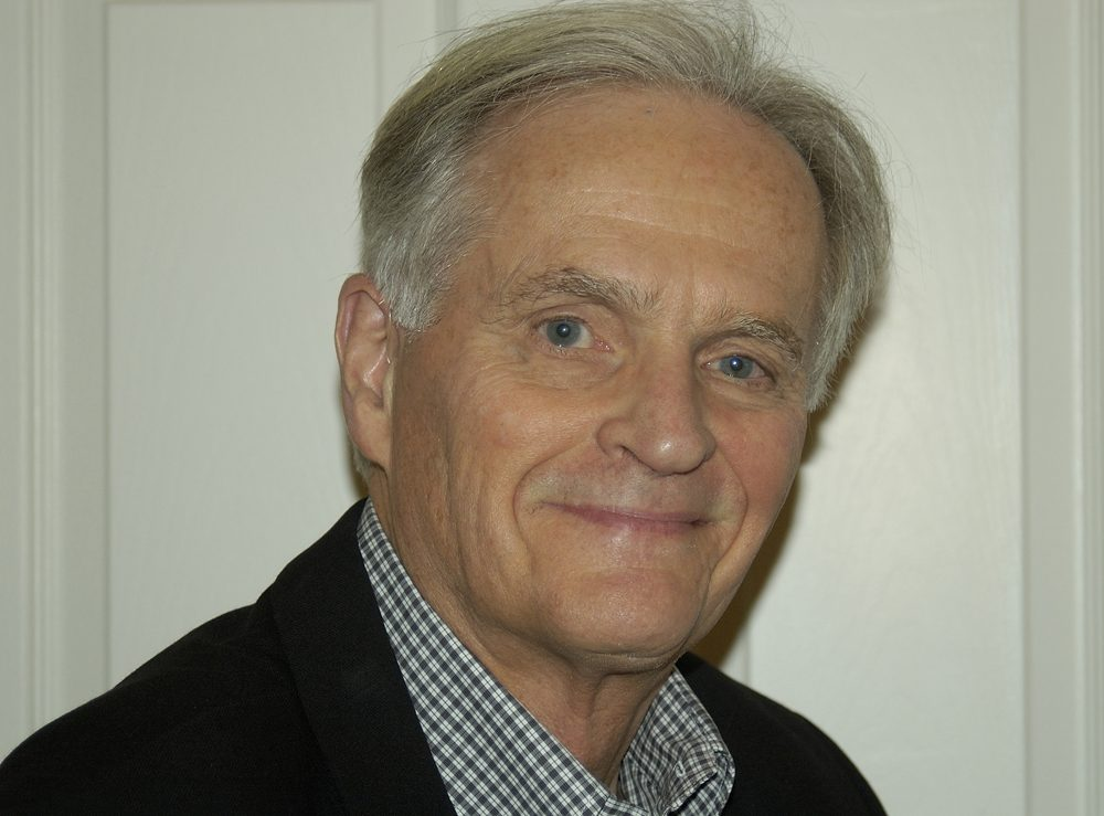 "William Ecenbarger is author of ""Kids for Cash."" (Susan Ecenbarger)"