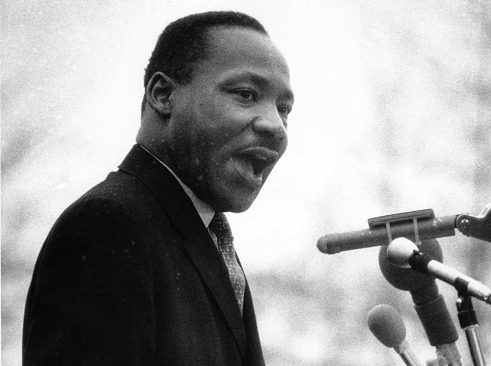 Martin Luther King Jr In His Own Words Here Now