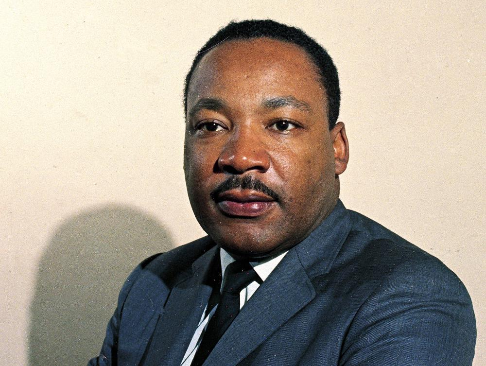 Dr. Martin Luther King, Jr. (AP)