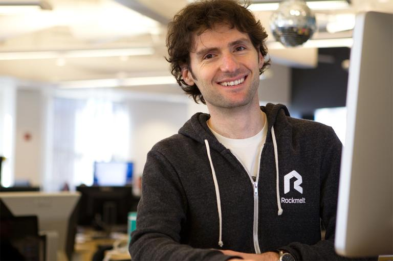 Former Stanford attention scientist Eyal Ophir now applies his research to design mobile Web browsers at a software startup. (Courtesy Adva Bar-Lev)