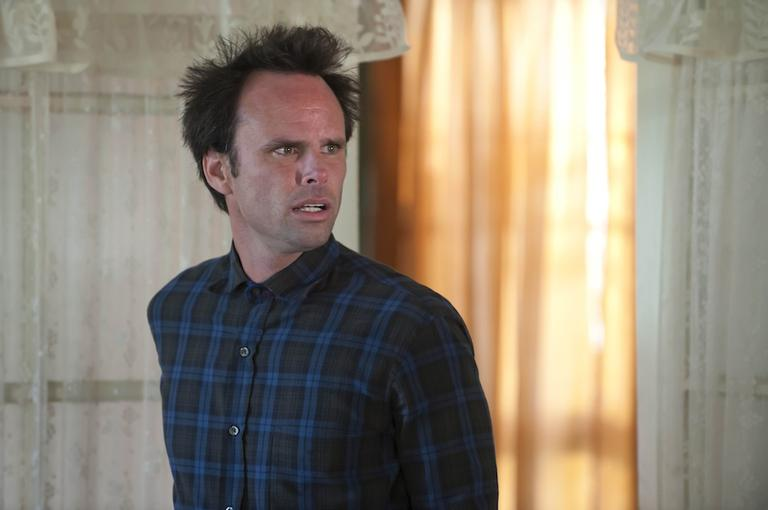 Walter Goggins as Boyd Crowder.