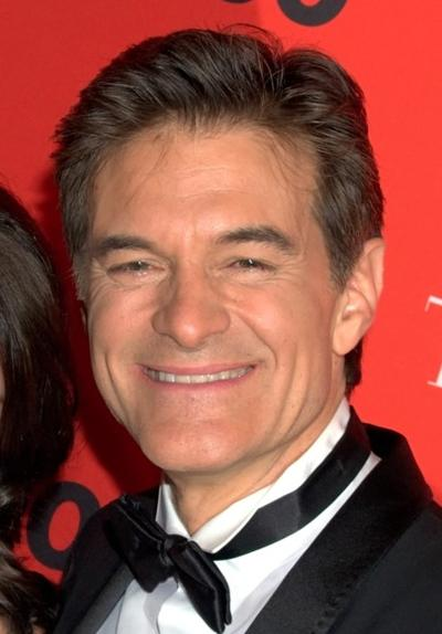 Dr. Mehmet Oz (David Shankbone/Wikimedia Commons)