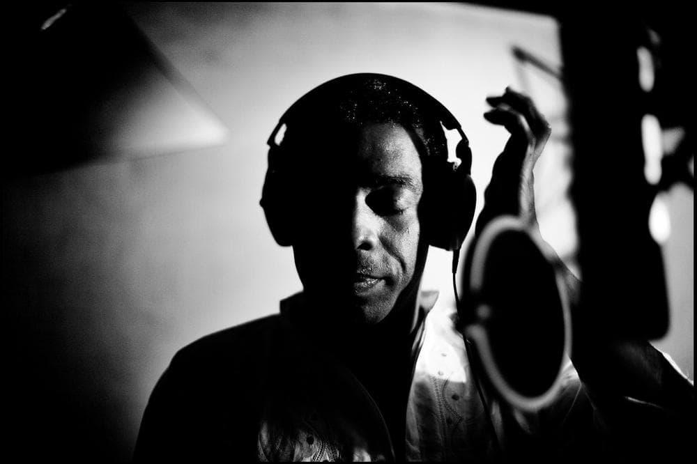 Musician Femi Kuti (Julien Mignot)