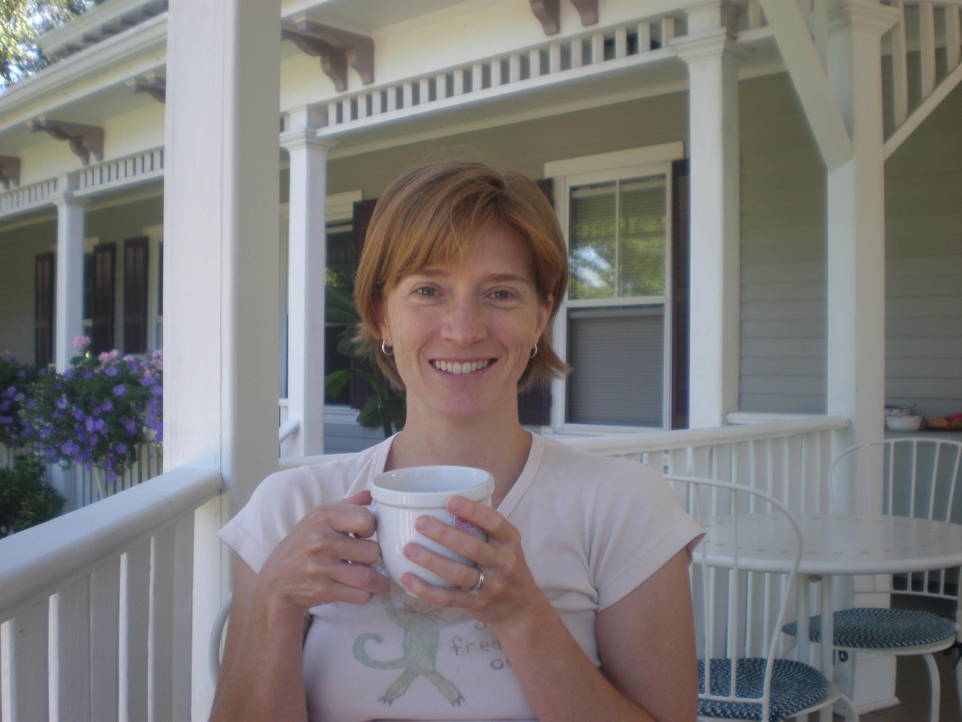 "Phoebe Baker Hyde, author of ""The Beauty Experiment"" (Courtesy of Phoebe Baker Hyde)"
