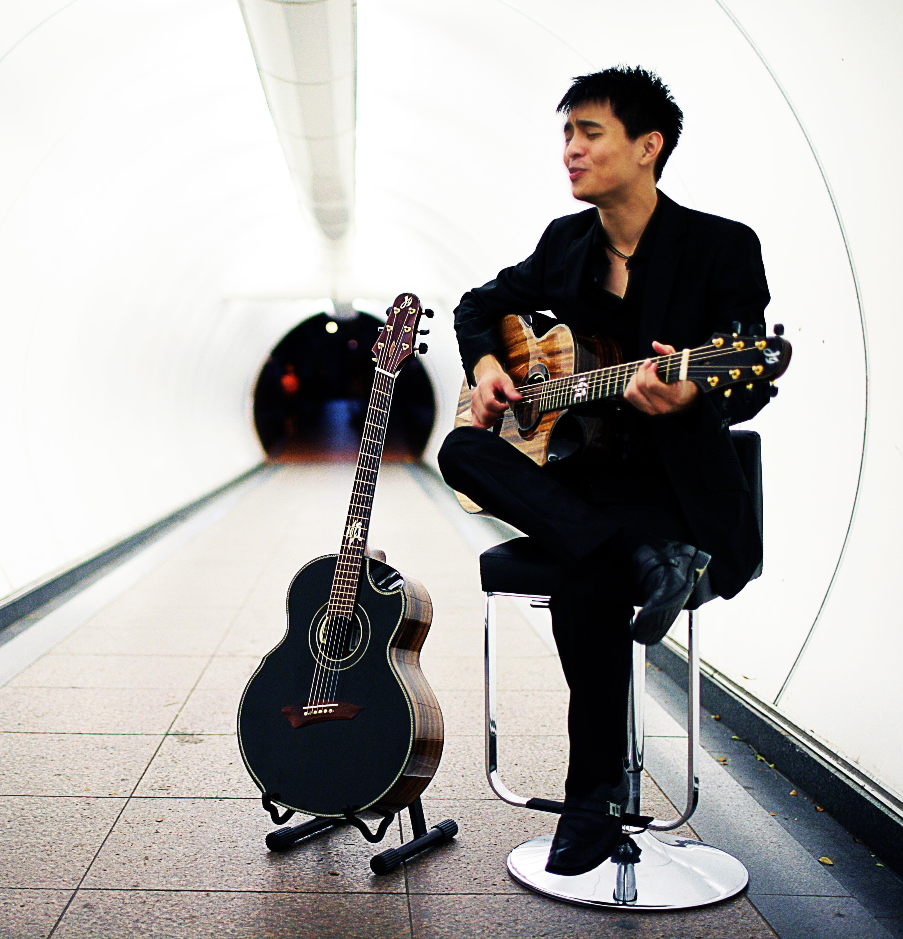 Musician Shun Ng (Courtesy of Shun Ng)