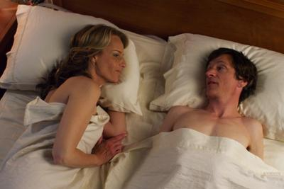 """An still from the film """"The Sessions"""" with Helen Hunt (left) and John Hawkes. (Fox Searchlight Pictures)"""