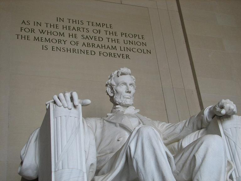 The Lincoln Memorial (williamhartz/Flickr)