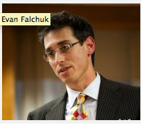 Evan Falchuk, the lates health care leader to jump into the Mass. gubernatorial race.