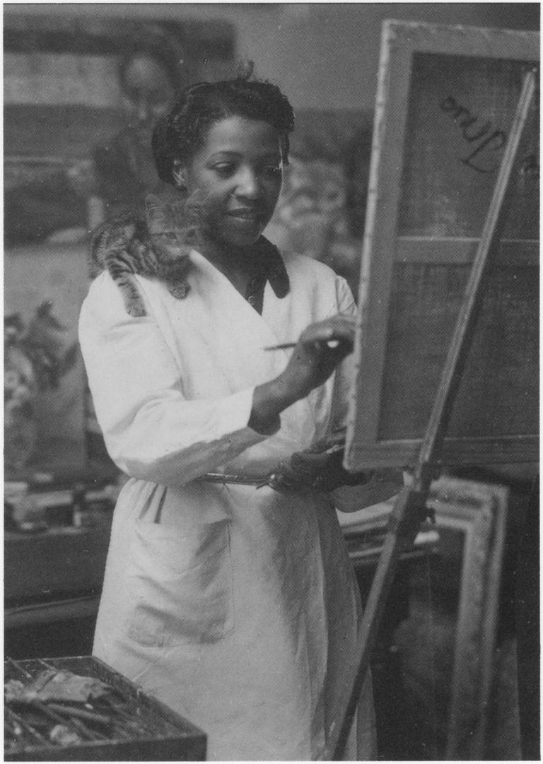 1937 or '38. (Courtesy of the Museum of Fine Arts, Boston)