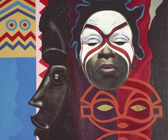 Lois Mailou Jones Creating A New African American Image The Artery