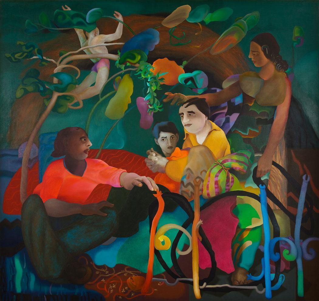 After Independence, Making New Art For A New India | WBUR News