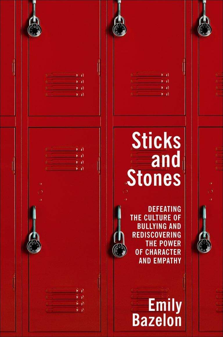 Emily Bazelon book cover