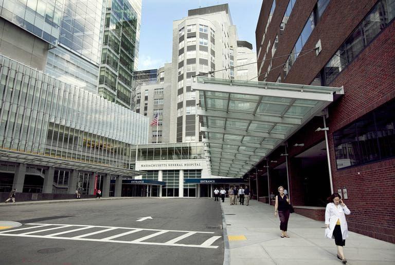 Massachusetts General Hospital (Steven Senne/AP)