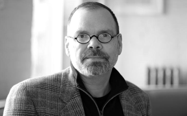 Director David France. (Karine Laval)